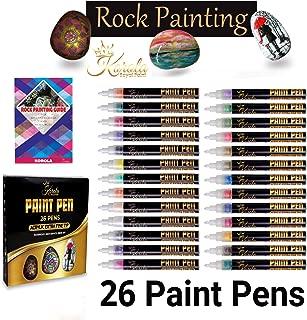 leather paint pens