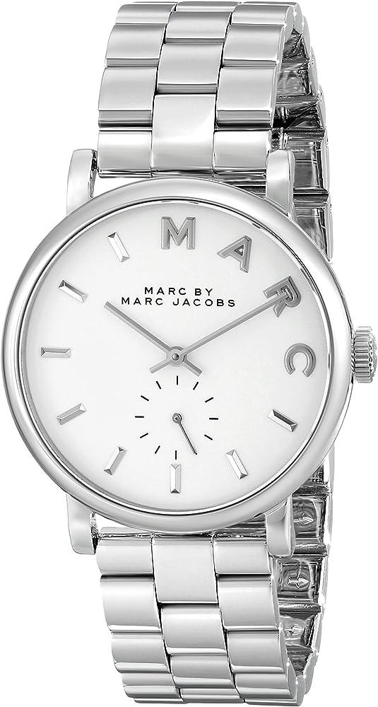 Marc jacobs orologio analogico al quarzo da donna MBM3242