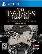 The Talos Principle: Deluxe Edition - PlayStation 4 (Renewed)