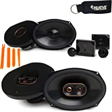 $300 » Sponsored Ad - Infinity Reference - REF-9630CX 6x9 2-Way Component System, and REF-9633IX 6x9 3-Way Car Audio Speakers Pac...