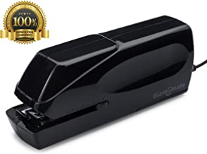GM-X Automatic Electric Stapler, Heavy Duty Jam-Free 25 Sheet Full-Strip Capacity ✮..