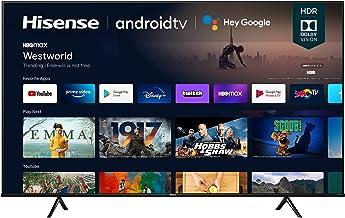 تلویزیون هوشمند Hisense 75A6G 75 اینچ 4K Ultra HD Android با سازگاری Alexa (مدل 2021)