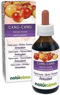 Camu-camu (Myrciaria dubia) frutos Tintura Madre sin alcohol Naturalma| Rica en vitamina C | Extracto líquido gotas 100 ml | Complemento alimenticio | Vegano