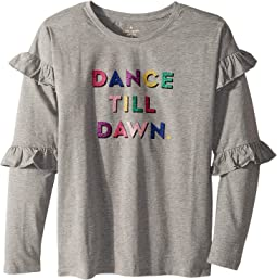 Dance Till Dawn Top (Little Kids/Big Kids)