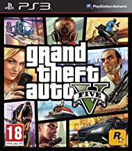 Grand Theft Auto V (GTA V) (PS3)