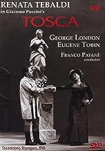Puccini - Tosca / Patane, Tebaldi, London, Tobin