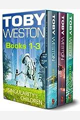 Singularity's Children: Box Set, Books 1-3, Science Fiction Action Adventure Kindle Edition