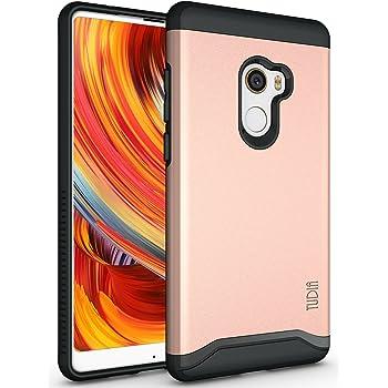 TUDIA Xiaomi Mi Mix 2 Funda, Caja Protectora Merge Tarea Pesada ...