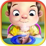 Küche für Kinder kochen wie ein Chefkoch : kochen Sie die köstlichsten Speisen ! Spiel der Küche für Kinder