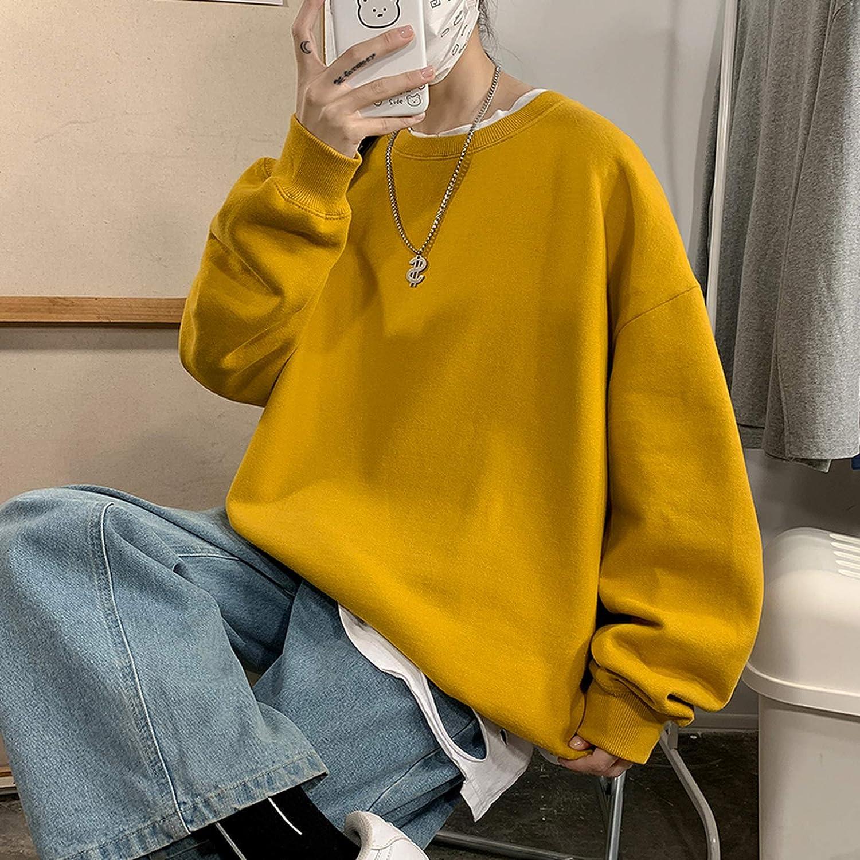 Sweatshirts Sweat à capuche épais et chaud pour femme - En coton - Taille 5XL - Automne 2020 Blanc