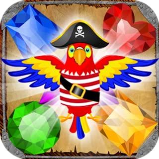 Pirate Drops - Match three puzzle