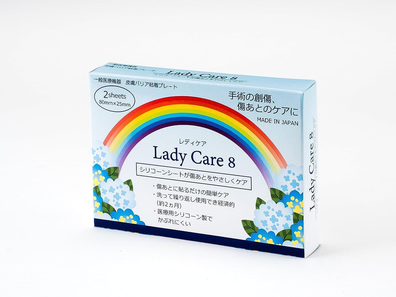 実質的に群れ石鹸ギネマム Lady Care8 レディケア8 【8cm×2.5cm】 2枚入り 術後