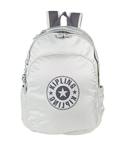 Kipling Delia Backpack (Dynamic Silver) Backpack Bags