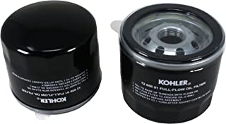 Kohler 12 050 01-S Oil Filter (Pack of 2)