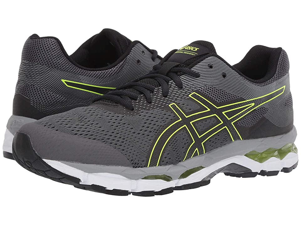 ASICS Gel-Superion 2 (Dark Grey/Hazard Green) Men's Shoes
