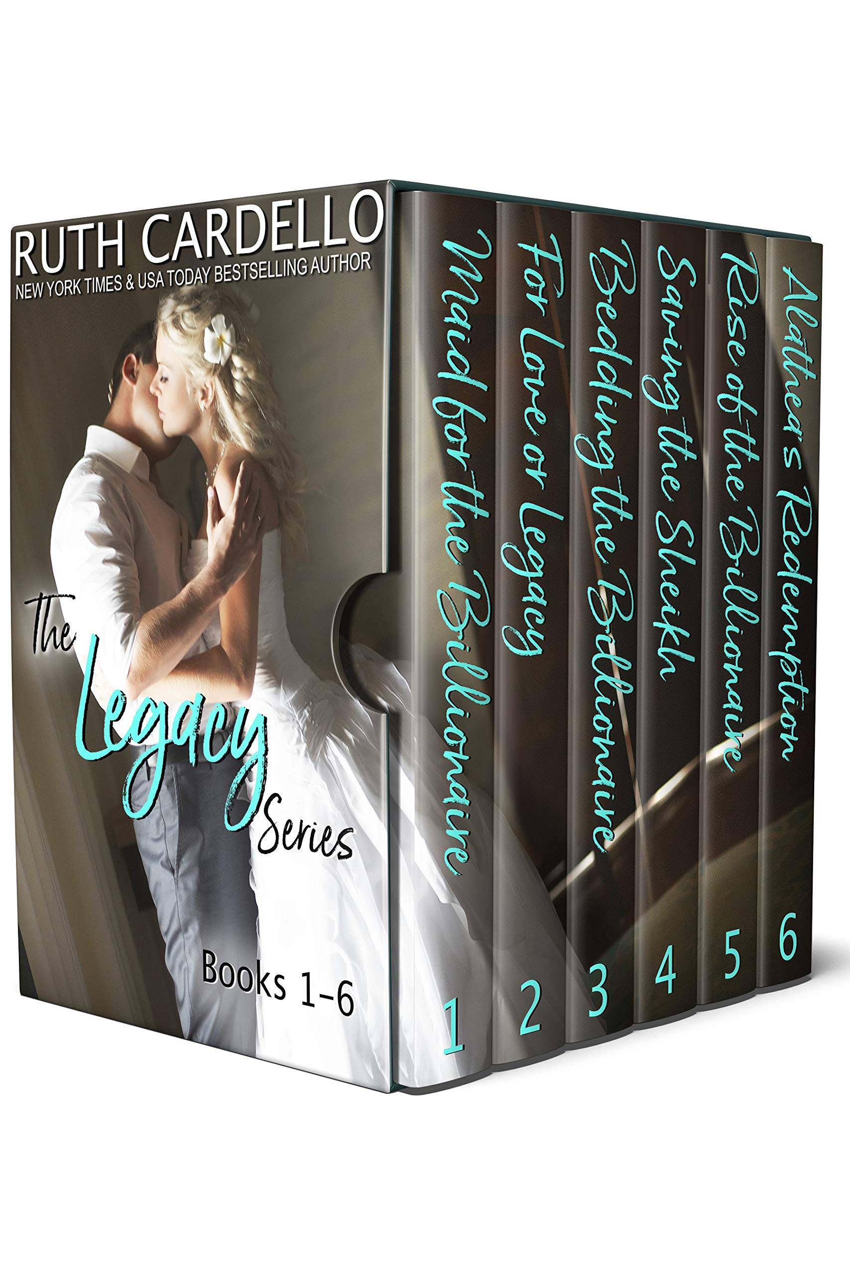 The Legacy Collection Box Set: Books 1-6