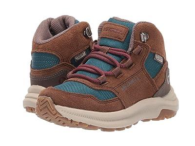 Merrell Kids Ontario 85 Waterproof (Little Kid/Big Kid) (Dragonfly) Boys Shoes