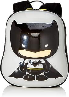 DC Justice League Batman - Mochila escolar para niños