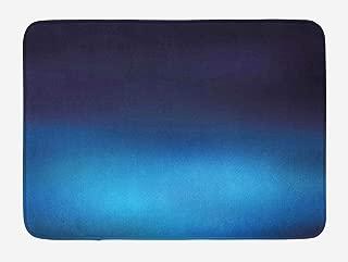 ocean themed bath mats
