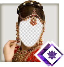 Indian Bride Hairstyle Montage