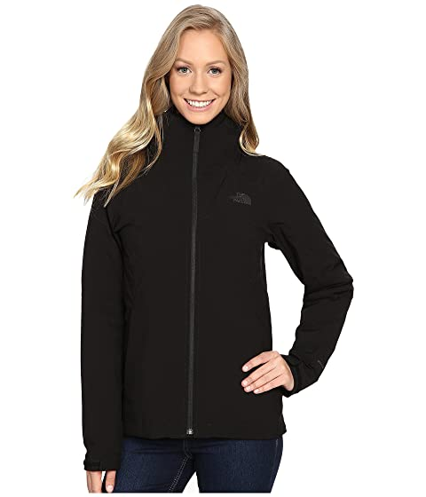 The anterior ThermoBall® North TNF Triclimate® Face temporada Chaqueta Negro rwrPSq18