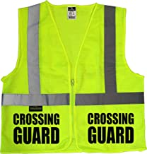 crossing guard clothing