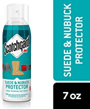 Scotchgard Suede & Nubuck Protector, Helps Minimize Salt Stains, 7 Ounces
