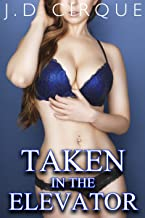 Taken In The Elevator (Taboo Explicit Public Erotica) (Tight Spaces Book 1)