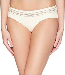 Perla Banded Bottom