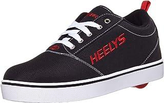 Heelys Pro 20 Shoes M 5.0/W6.0 Blk/Wht/Rd
