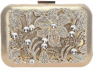 Fawziya Lily Clutch Evening Bags For Women Purses And Handbags