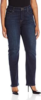 Women's 414 Plus-Size Classic Straight Jean's