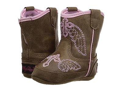 M&F Western Kids Baby Bucker Gracie (Infant/Toddler) Cowboy Boots