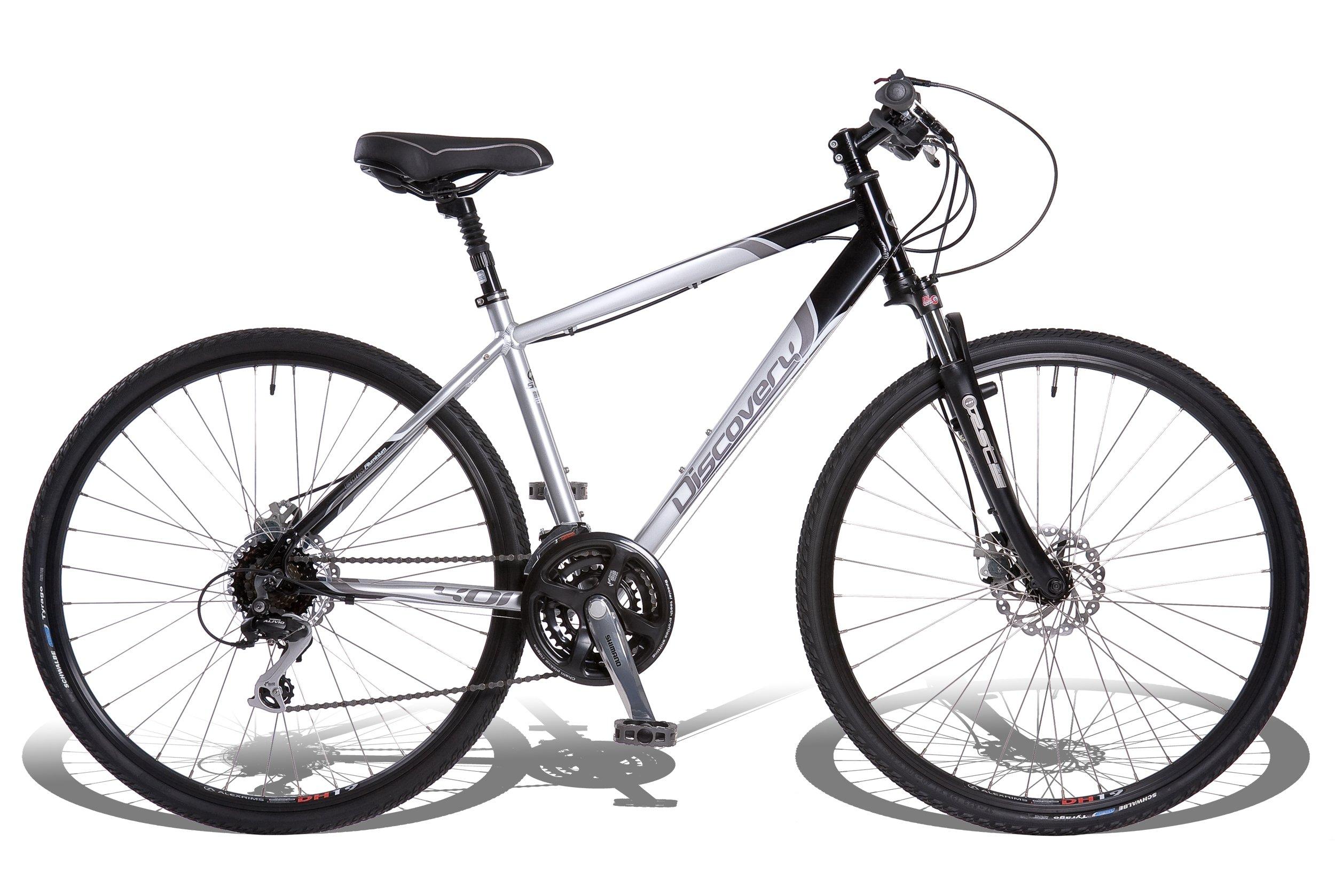 Dawes 92291_Discovery 401 - Bicicleta híbrida para hombre: Amazon ...