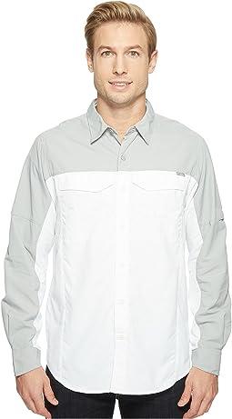 Silver Ridge Blocked Long Sleeve Shirt