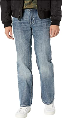 Pistol Straight Leg Jeans in Light Vintage M1P8667