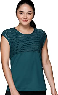 Lorna Jane Womens Madison Excel Tee, EVTE
