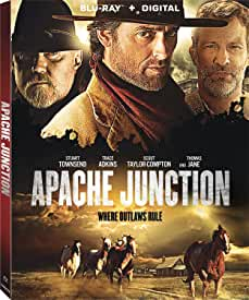 New western Apache Junction arrives on Blu-ray (plus Digital) and DVD November 23 from Lionsgate