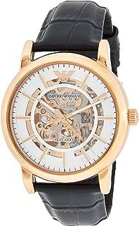 Emporio Armani Gents Wrist Watch, Black