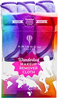 reusable makeup remover cloths