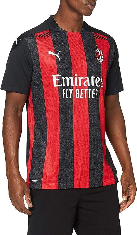 PUMA AC Milan Stagione 20/21 1a Maglia Versione Authentic Uomo