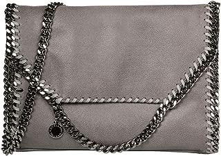 Luxury Fashion | Stella Mccartney Womens 557837W91321220 Grey Shoulder Bag | Fall Winter 19