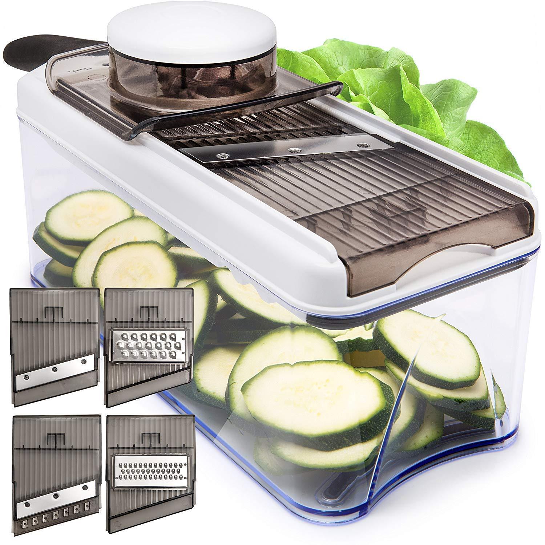 Adjustable Mandoline Slicer Vegetable Vegetables