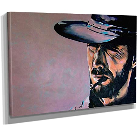"""Quality Print on Canvas The Bad /& The Ugly/"""" the image /""""Good"""