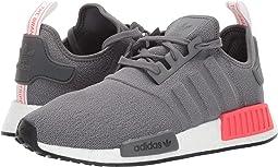 5c68a91f5 Adidas originals nmd r1 midnight grey footwear white mid grey ...