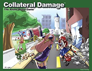 Collateral Damage: The Anime Board Game [並行輸入品]