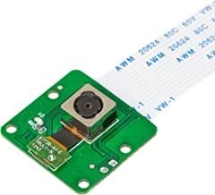 Arducam Auto Focus Pi Camera, Autofocus for Raspberry Pi Camera Module, Motorized Focus Lens, Software Precise Manual Focus, OV5647 5MP 1080P