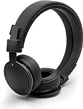 Urbanears Plattan ADV Wireless On-Ear Bluetooth Headphones, Black (4091098)