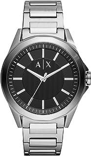 ARMANI EXCHANGE Men's Quartz Wrist Watch analog Display and Stainless Steel Strap, AX2618