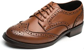 Amazoncom Brown Oxfords Shoes Clothing Shoes Jewelry